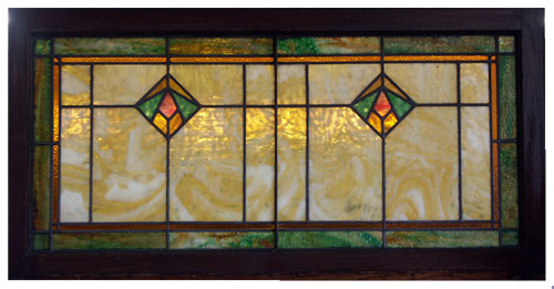 Stained Glass rectangle